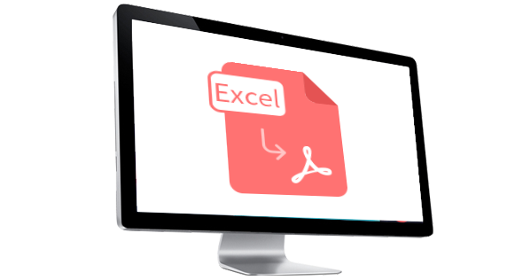 How to convert Excel to PDF: